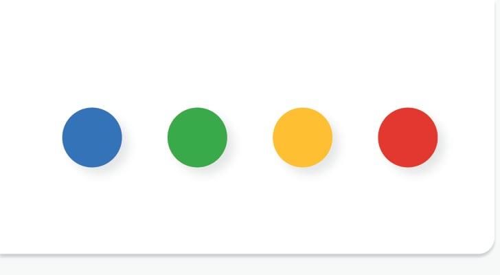 ricerca google pallini colorati - 1