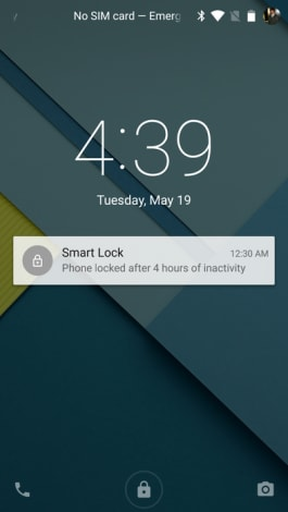 smart lock blocco automatico