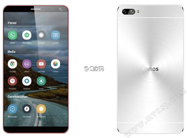 smartphone Ramos - 3