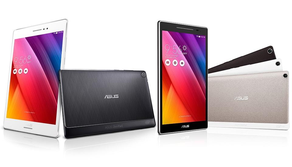 ASUS comunica i prezzi di ZenPad 8.0 / 10 / S 8.0 / Theatre