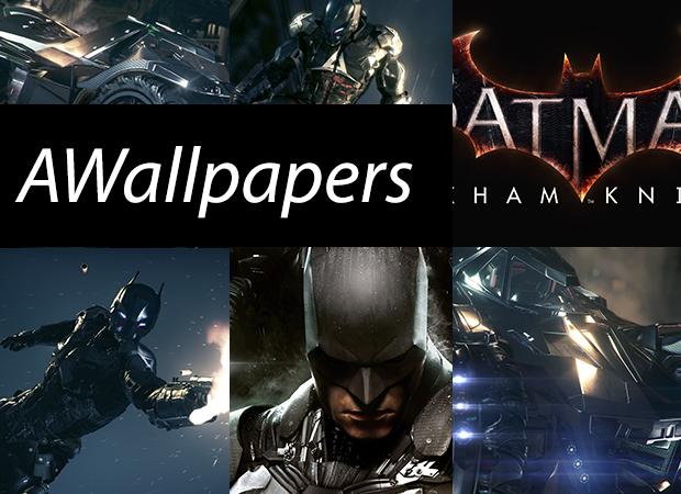 AWallpapers: Batman Arkham Knight, 20 sfondi per smartphone