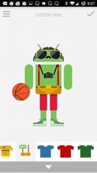 Androidify 4.0 - 00001