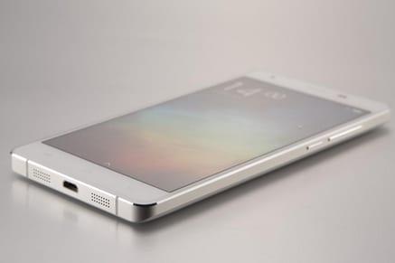 Doogee lancia un clone di Xiaomi Mi Note con batteria da 6000 mAh (foto)