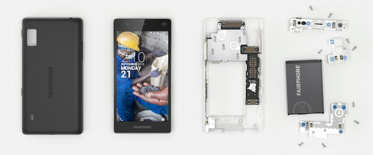 Fairphone 2 modulare