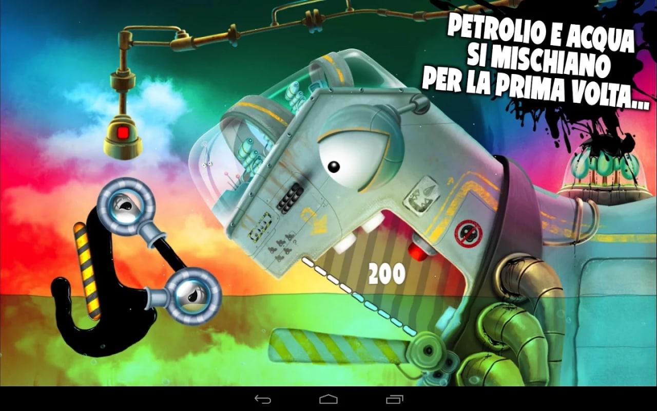 Il puzzle game Feed Me Oil 2 arriva anche su Android!
