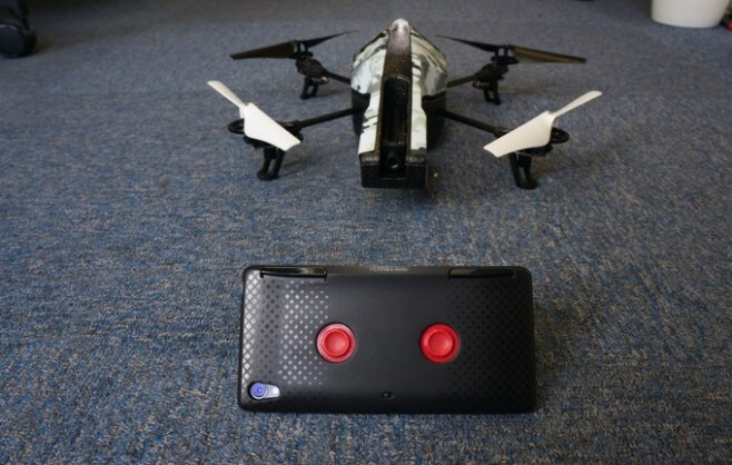 Flitchio drone
