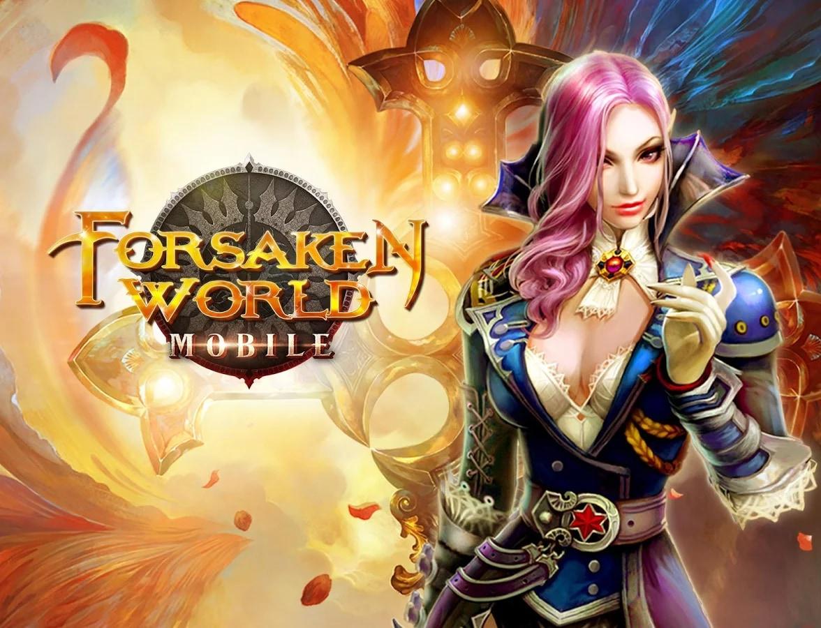 Aperte le registrazioni per Forsaken World Mobile MMORPG (foto e video)