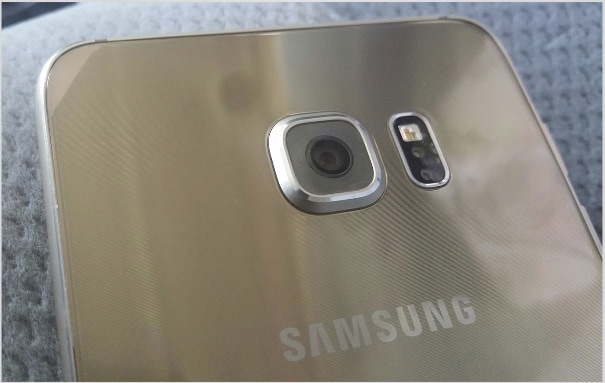 Galaxy S6 Plus leaked - 1