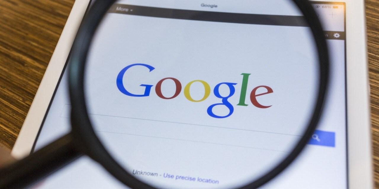 Nuove prove tecniche di trasmissione per la ricerca Google su mobile (foto)