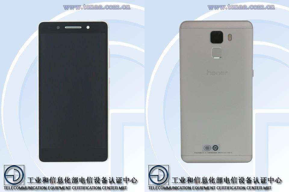 Huawei Honor 7 tenaa - 1