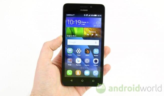 Huawei Y635  - 5