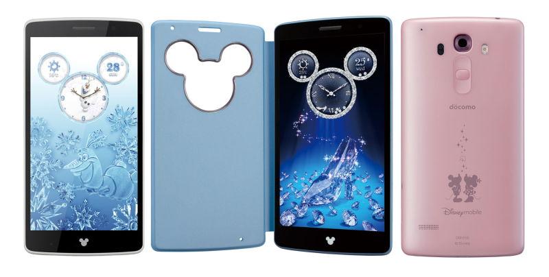 La variante dell'LG G3 che tutti aspettavamo: tema Disney e tanti Swarovski! (foto)