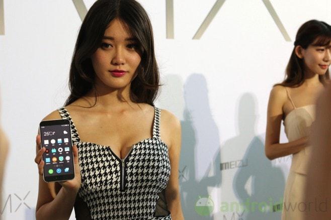 Meizu MX5 modelle  - 5
