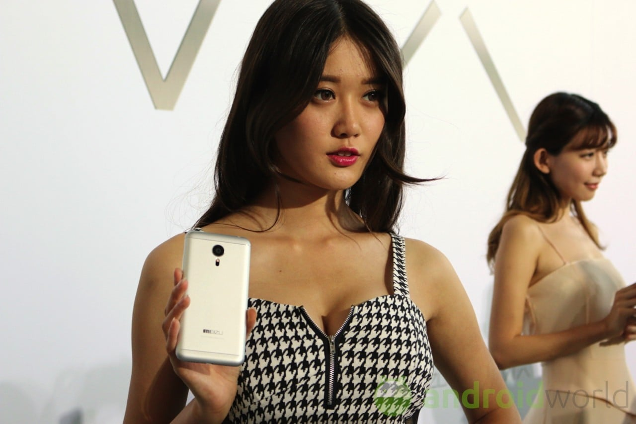 Meizu MX5 Pro sarà annunciato il 23 settembre (foto)