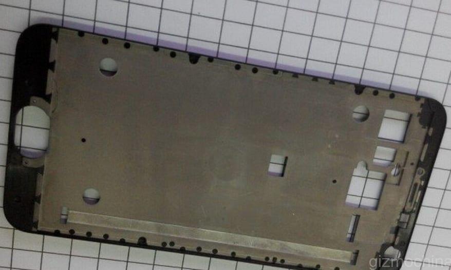Meizu MX5 scocca leaked – 2
