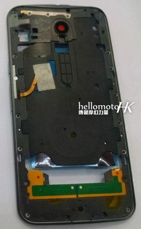 Motorola Moto X 2015 rumor no lettore impronte digitali