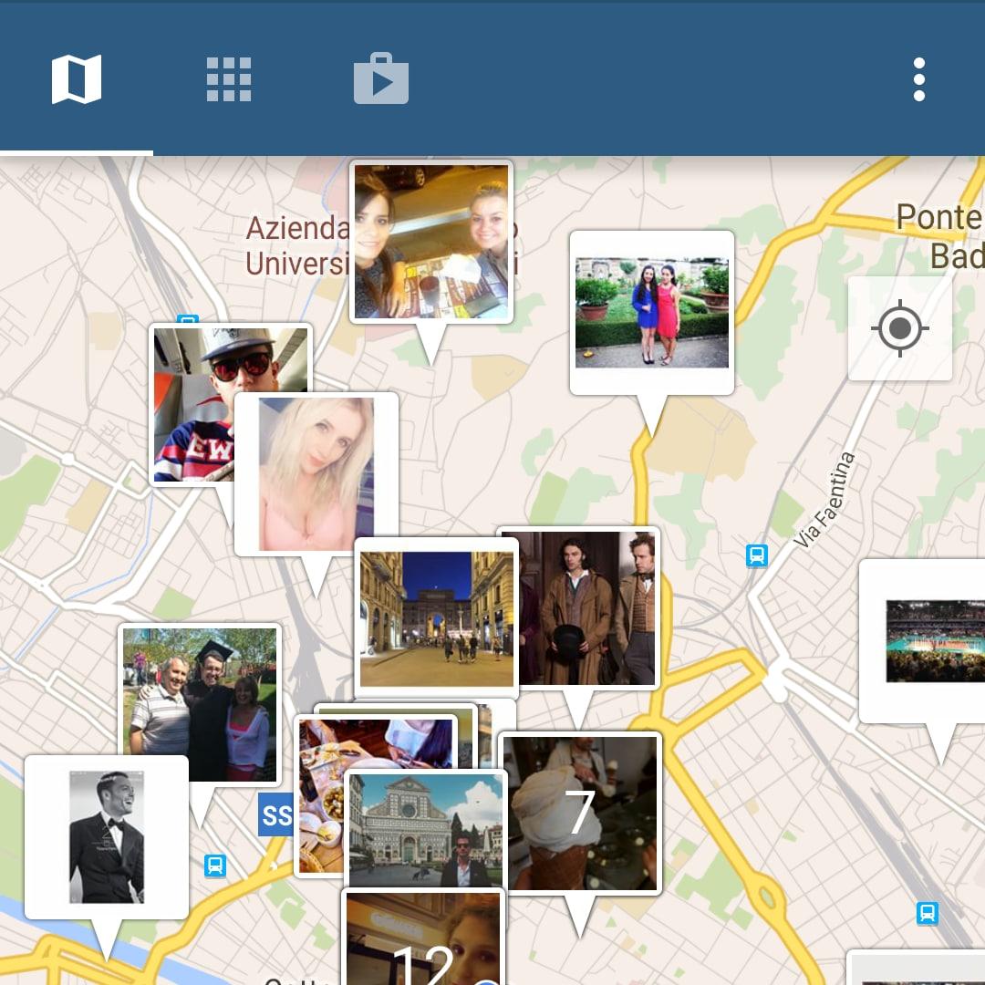 Nearby for Instagram (head)