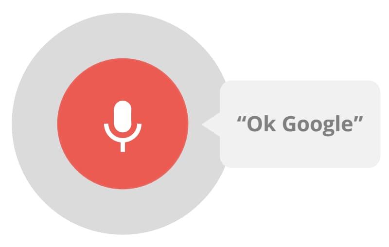 Ok Google - ricerca azioni vocali