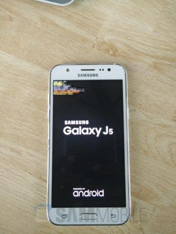 Samsung Galaxy J5 - 1