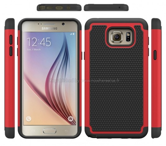 Samsung Galaxy Note 5 cover disegni industriali5