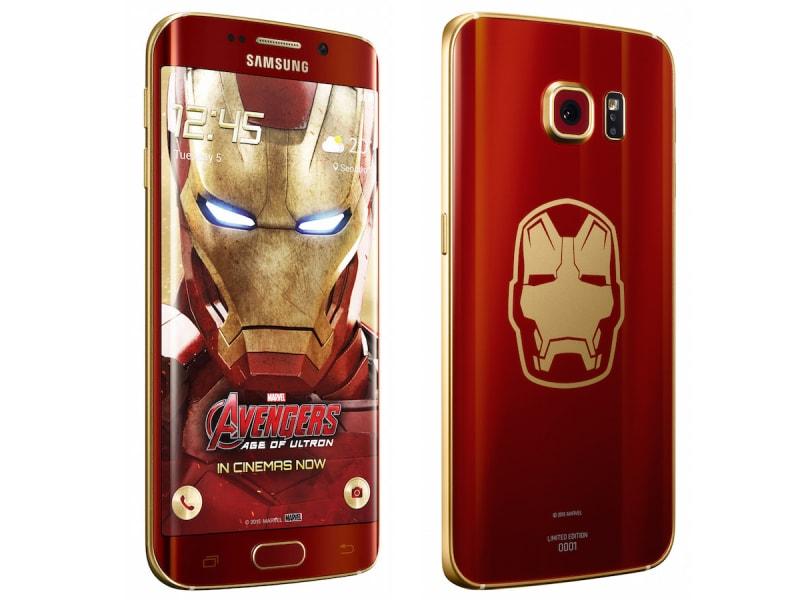 Tre unboxing di Samsung Galaxy S6 Iron Man: potreste vincerne uno (video)