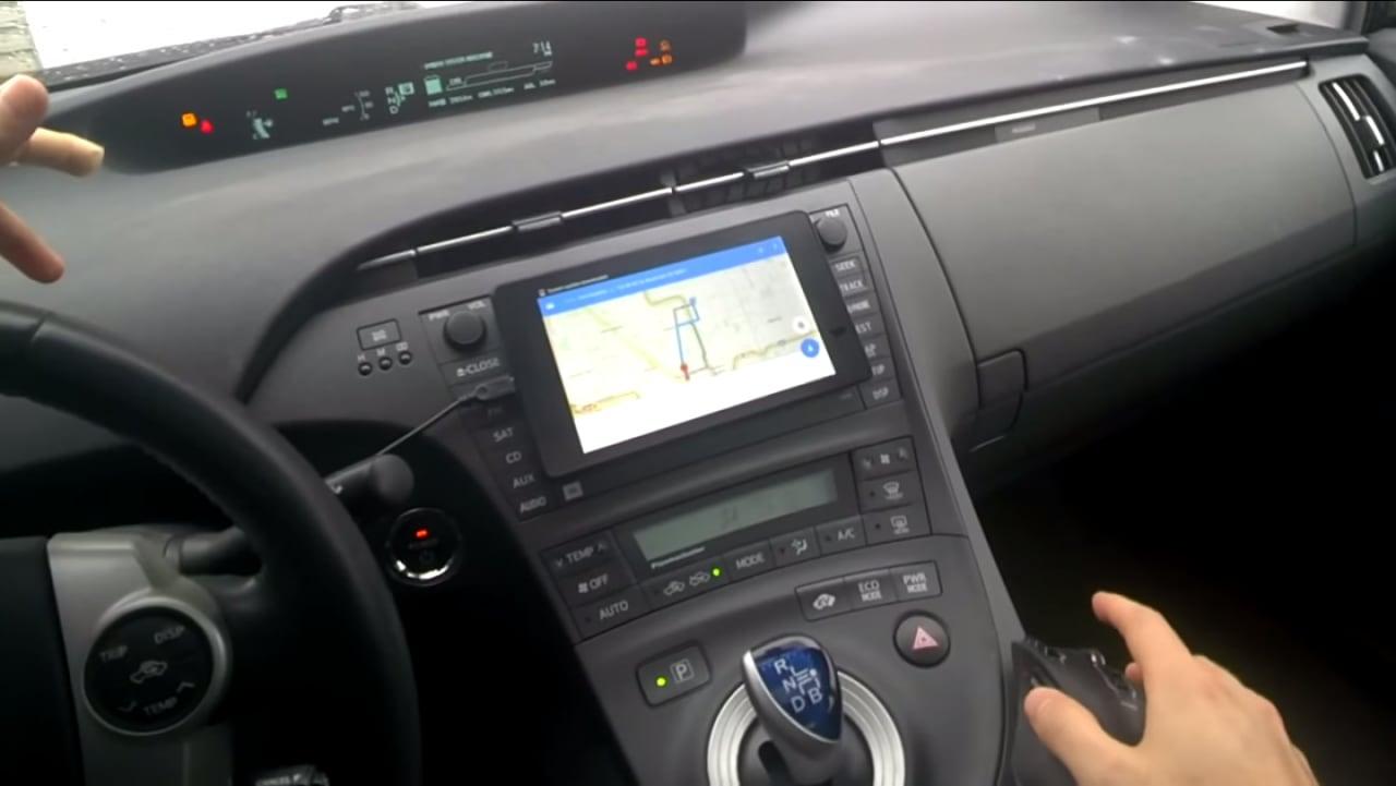 Nexus 7 2013 auto