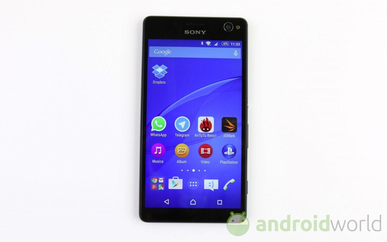 Sony Xperia C4  - 2