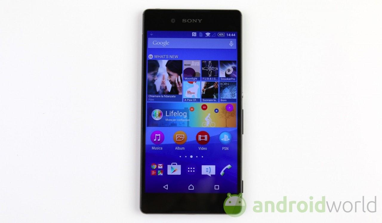 Sony Xperia Z3 Plus  - 1