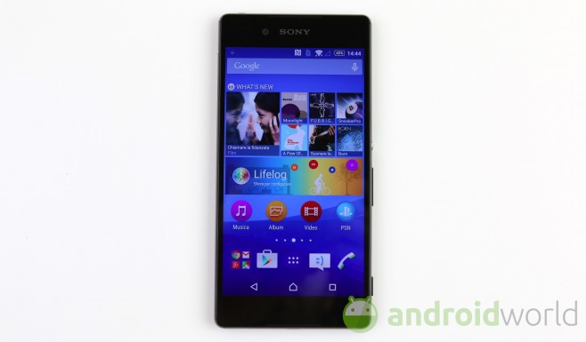 Sony Xperia Z3 Plus  - 1