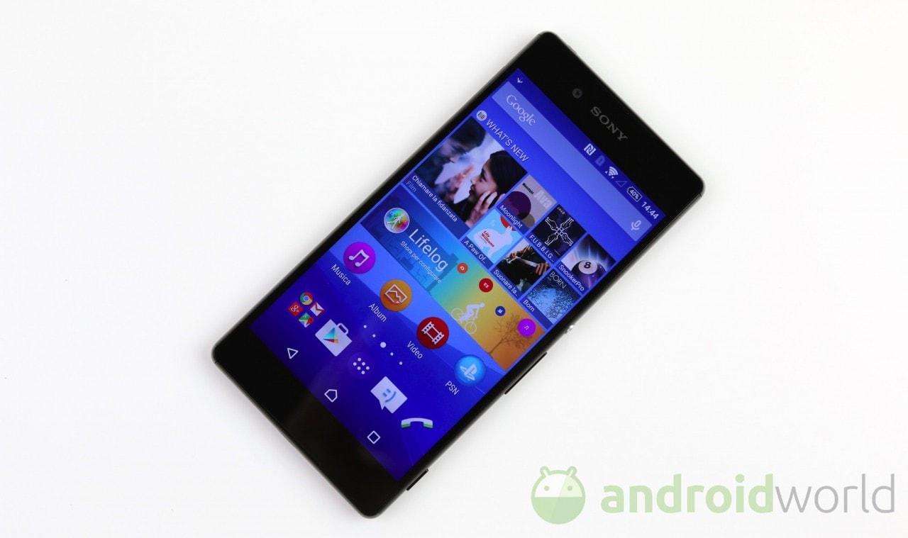 Sony Xperia Z3 Plus  - 2