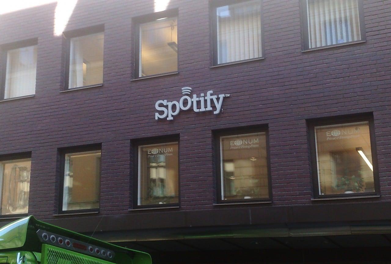 Spotify-Headquarters