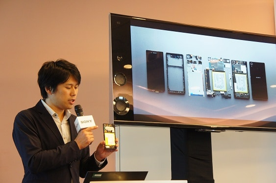 Takeshi Nitta Sony USB Type-C