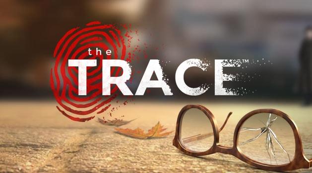 The Trace Copertina
