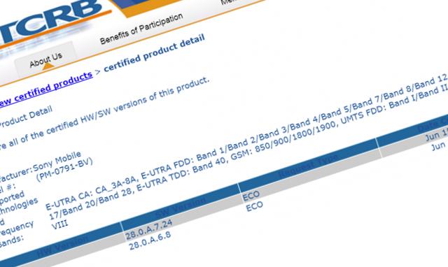 Sony Xperia Z3+ e Z4 Tablet aggiornati prima del lancio