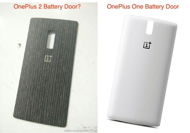 back cover oneplus 2