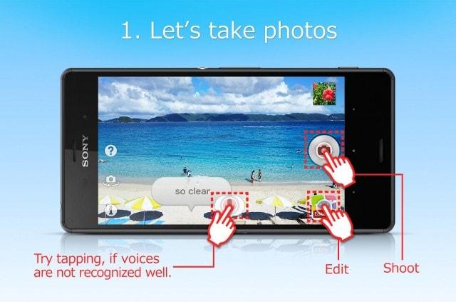 Sony rilascia una beta di balloon, l'app per aggiunge fumetti alle foto