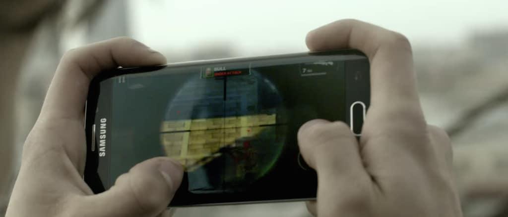 Samsung ricorda ai gamer di comprare Galaxy S6 edge (video)