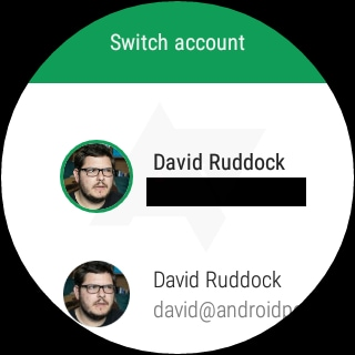 hangouts android wear 2