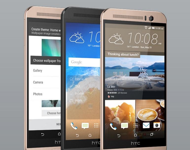 HTC One ME in vendita da oggi in Cina a 485$
