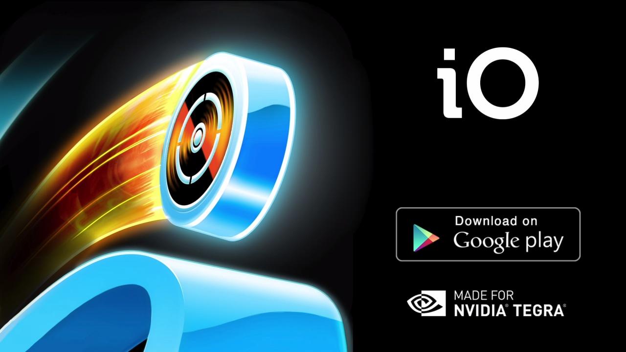 iO - A Physics Platformer Copertina