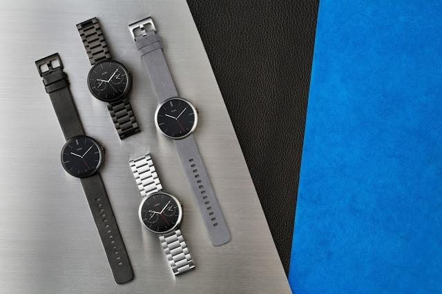 Motorola mostra le novità di Android Wear 5.1.1 (video)