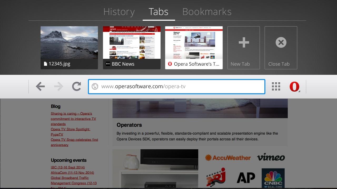 Opera arriva su Android TV, ma si dimentica il Nexus Player