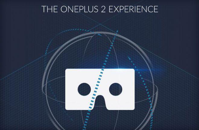 Potrete vedere la presentazione di OnePlus 2 anche senza Cardboard