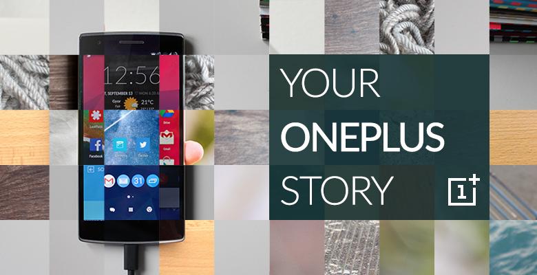 oneplus story