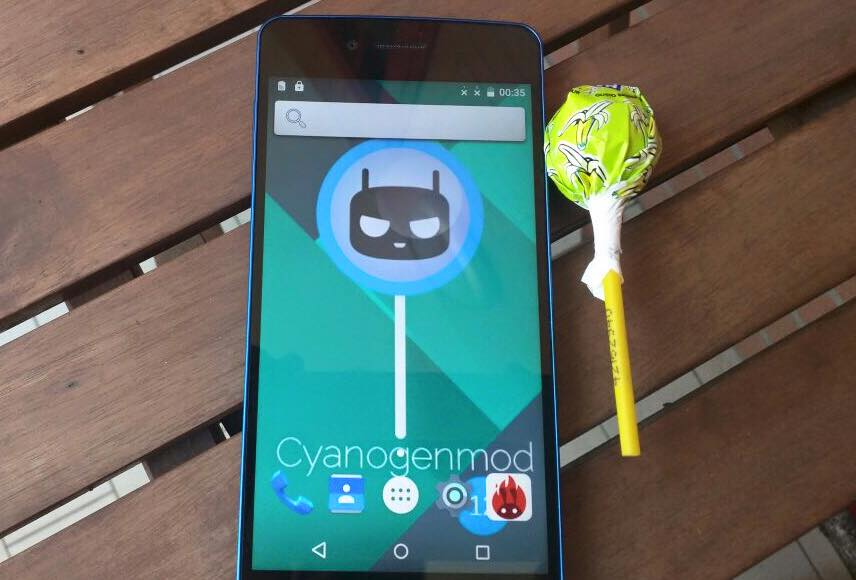 stonex one porting cyanogenmod