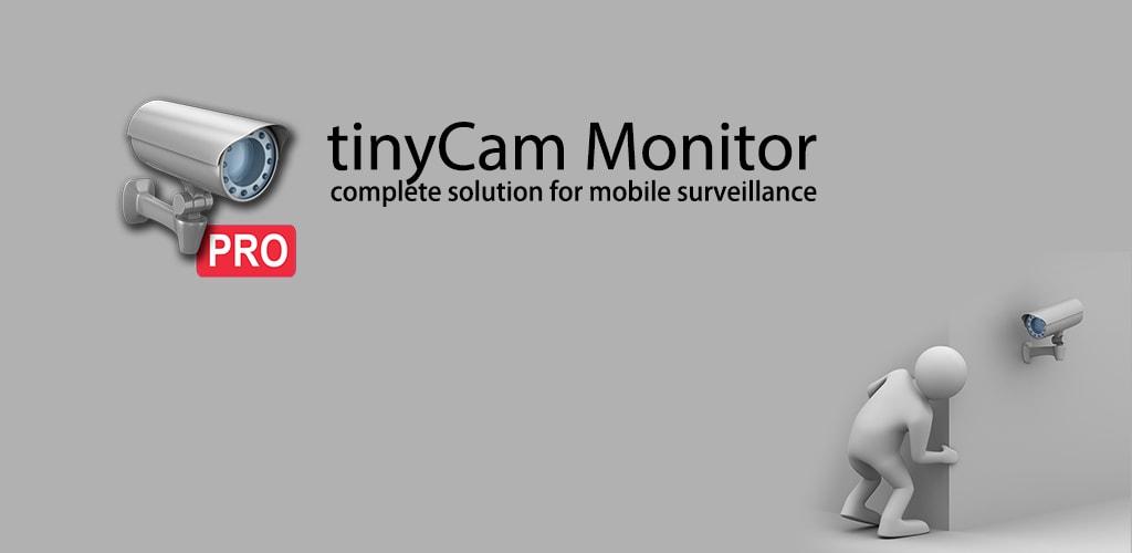 TinyCam Monitor PRO è disponibile gratis per oggi su Amazon App-Shop