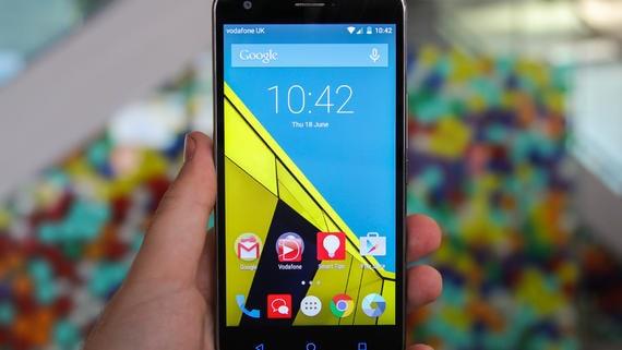 Vodafone Smart Ultra 6, un phablet 4G a sole 125£ (video)