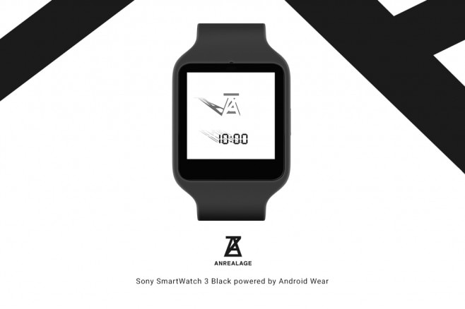 watch face android wear stile 1