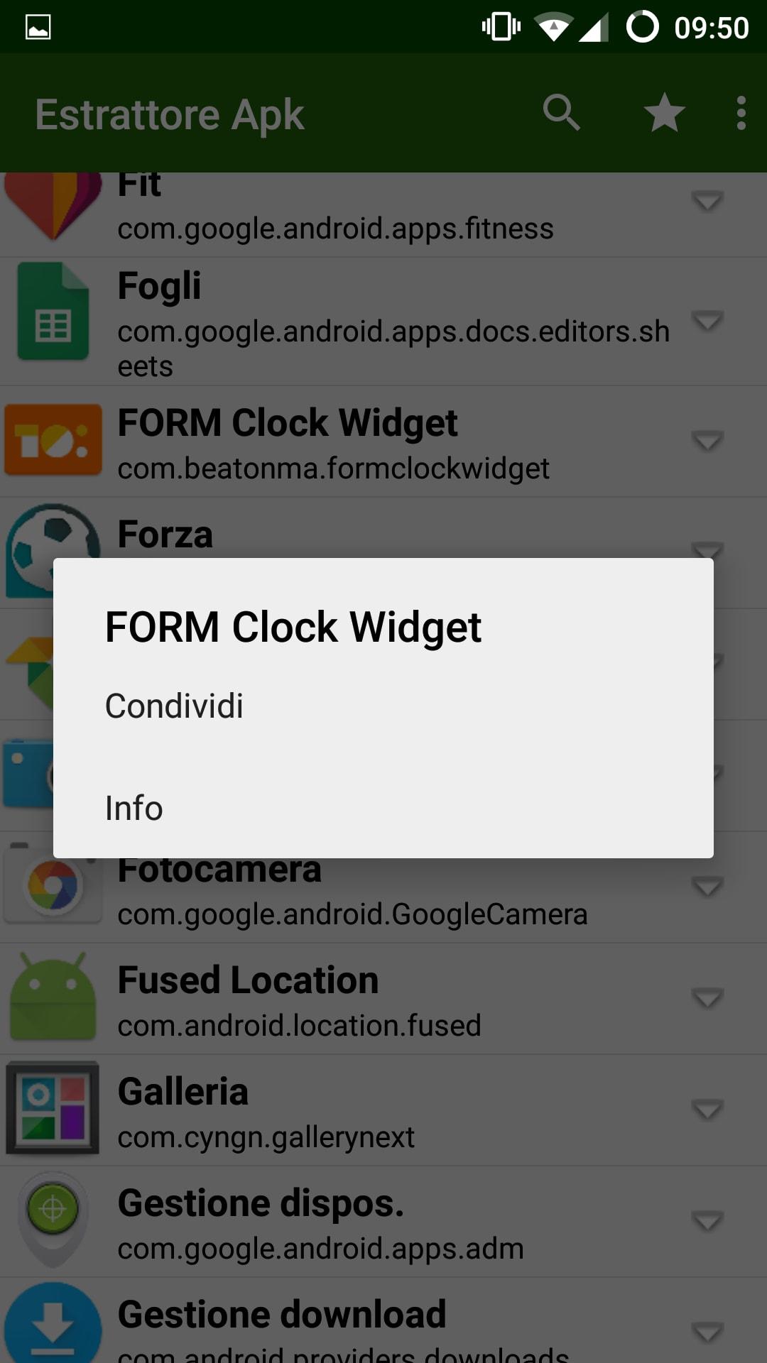 Come estrarre i file APK delle app installate sul vostro
