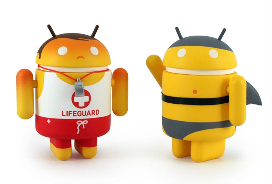 Android collectible summer 2015 - 2